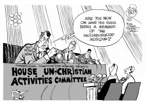 Un-Christian Activities