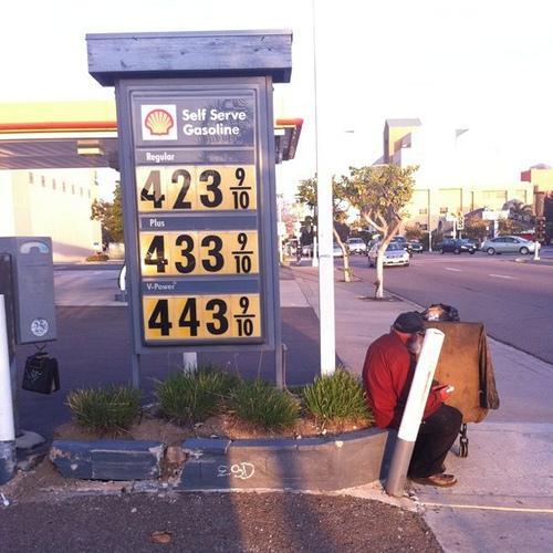 Big Oil's Free Ride