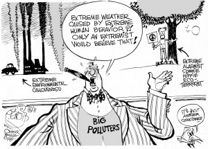 Weather Extremists