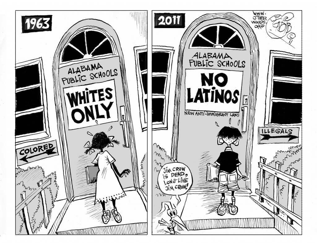 an overview of the jim crow movement and the system of segregation in the south