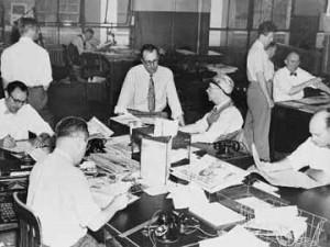 1960s-newsroom