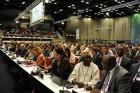 Durban Diary:  UN Summit's Stormy Backdrop
