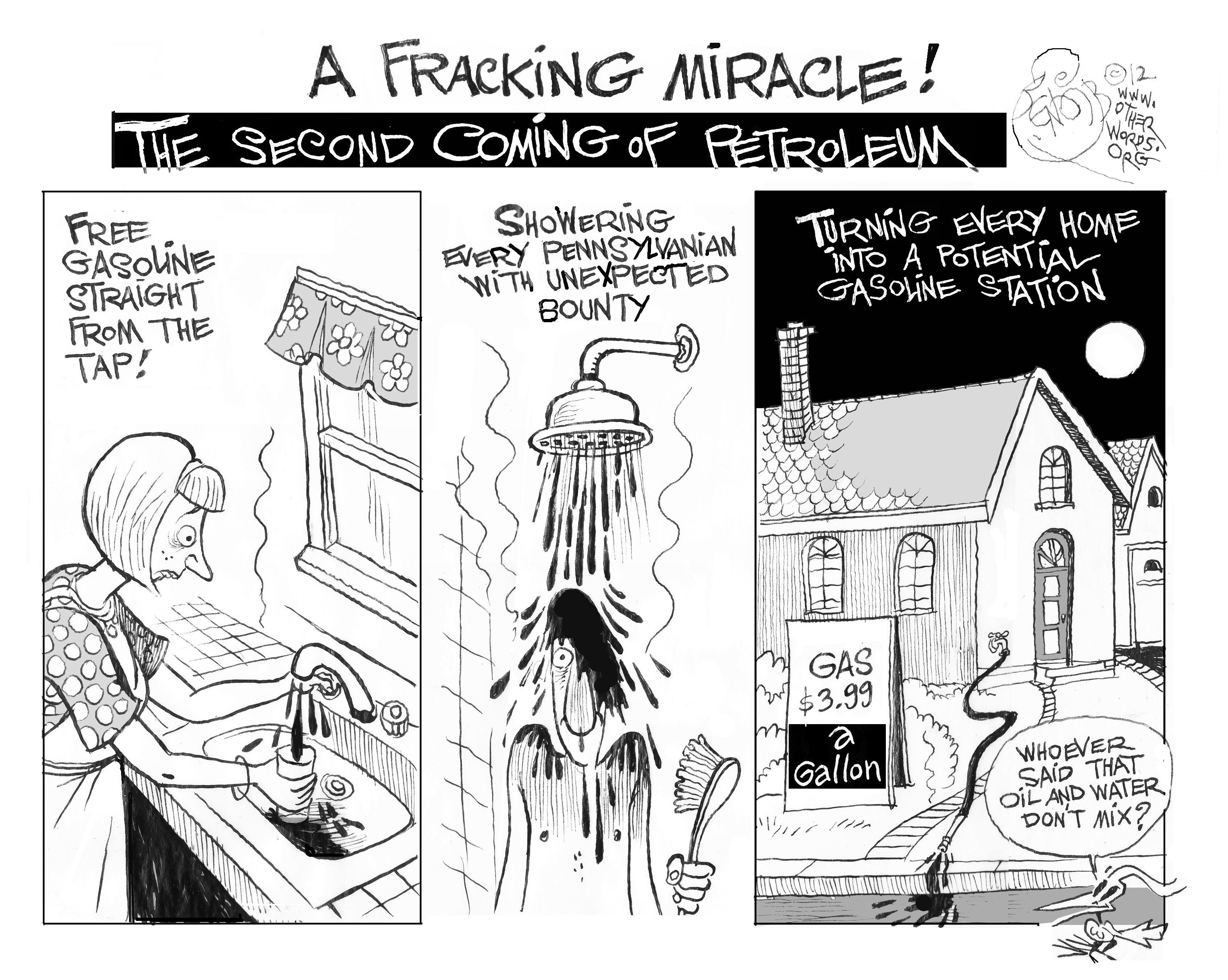 Ohio Earthquakes Underscore Fracking Dangers