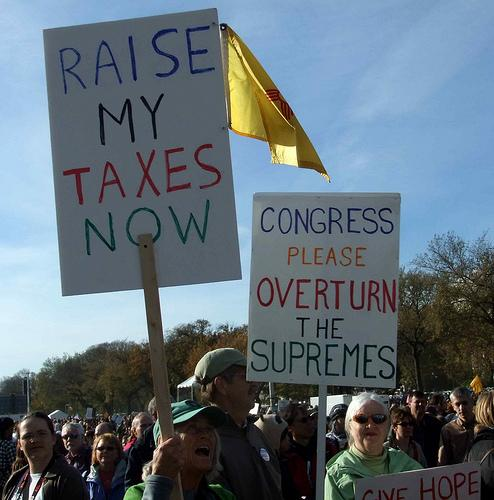 essays on raising taxes Why raising taxes on the rich distributed more progressively — not principally for the sake of raising revenue, but for keeping the tax system.