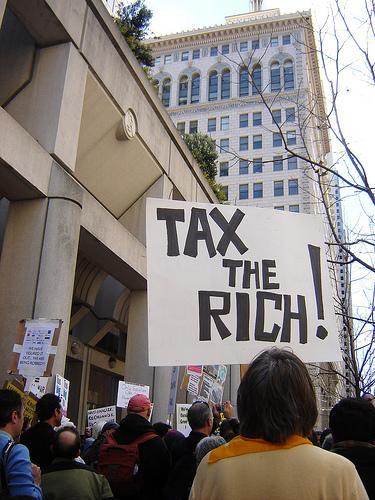Rich Freeloaders
