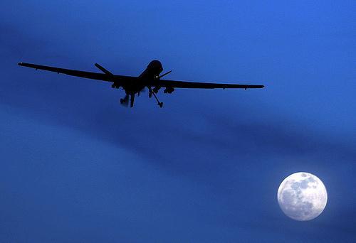 Drone on the Range