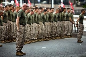 NYC Marines/Flickr
