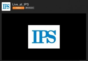 Live at IPS