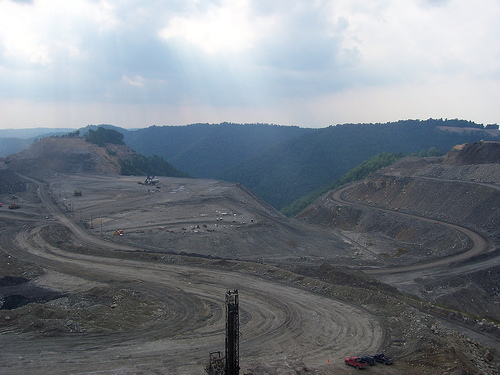 President Obama: End Mountaintop Removal Coal Mining
