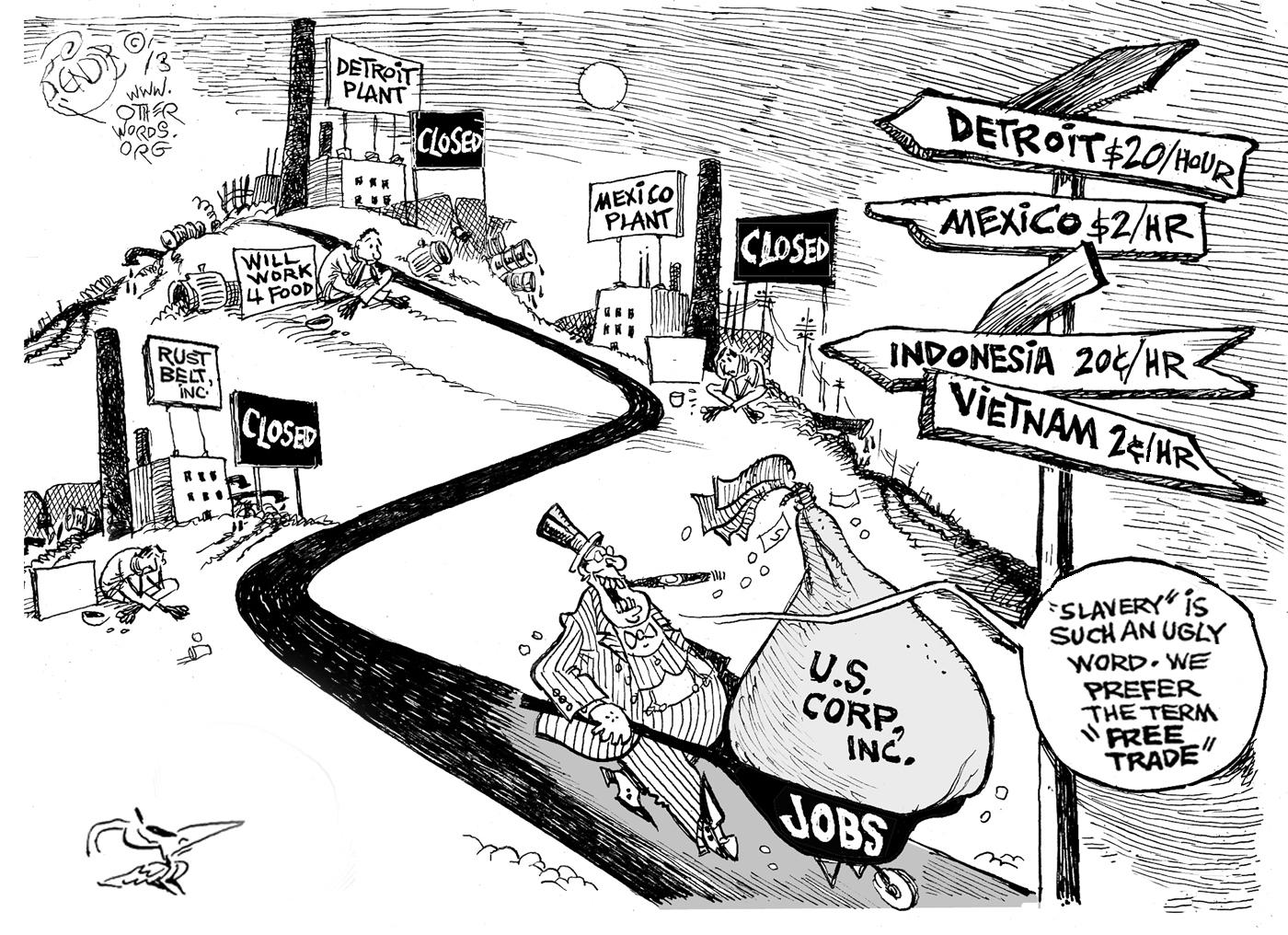 Free Trade Economics 101