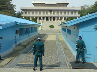 Saber-Rattling on the Korean Peninsula