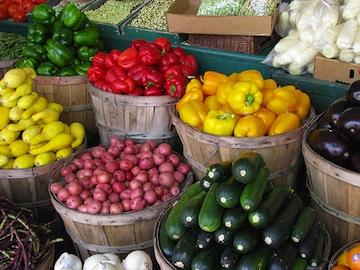How I Fell for Farmers' Markets