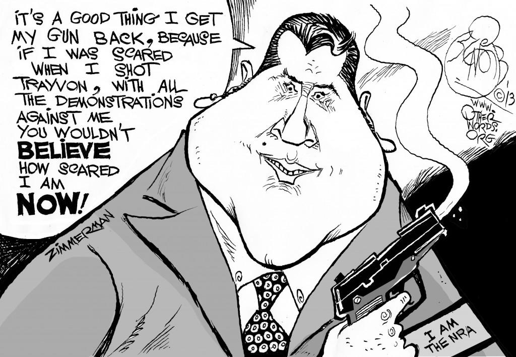 Zimmerman's Smoking Gun