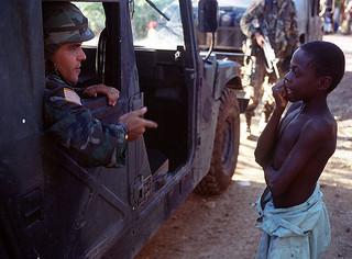 Haiti's Hard Place