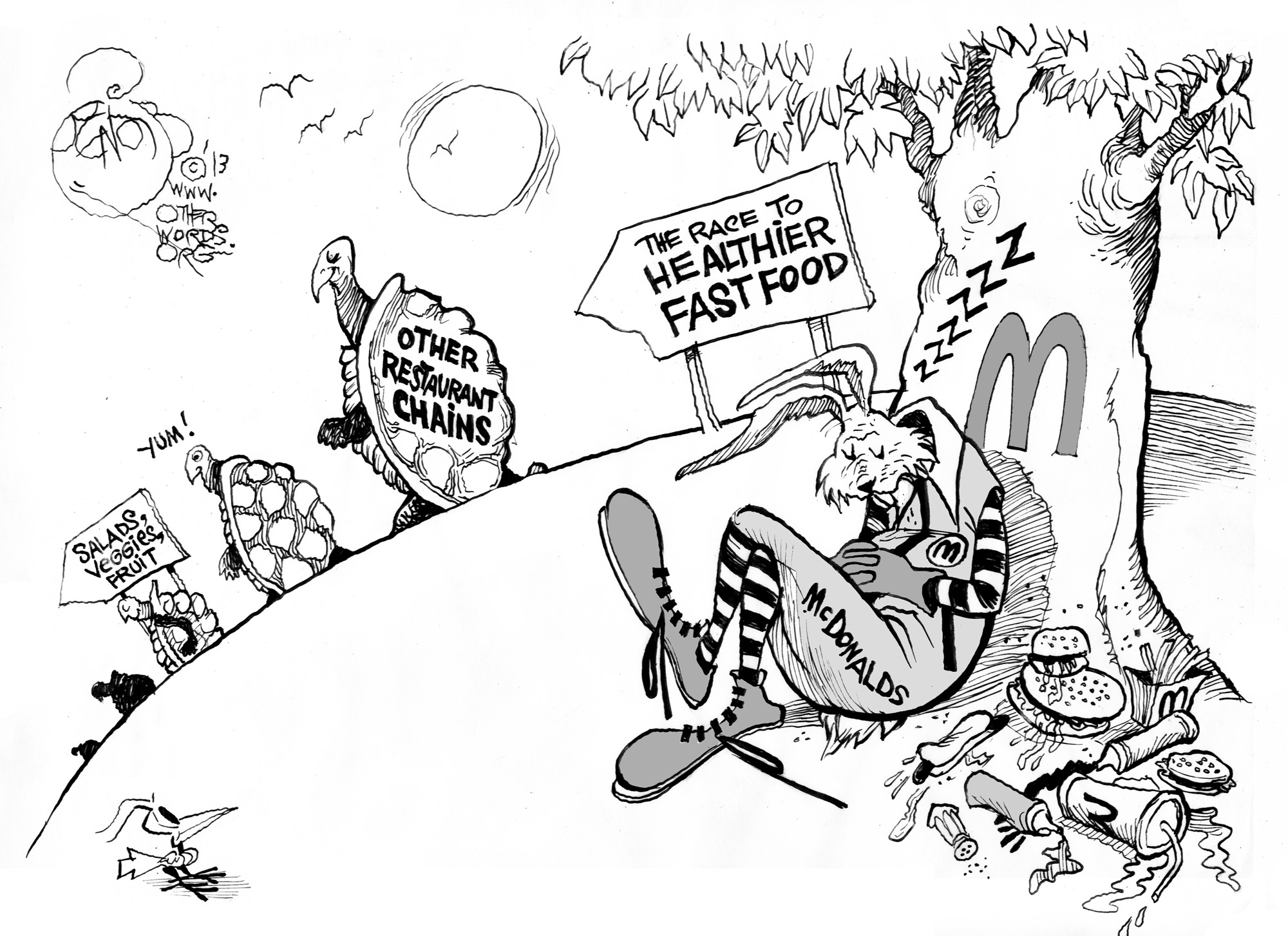 The Slow Road to Better Fast Food