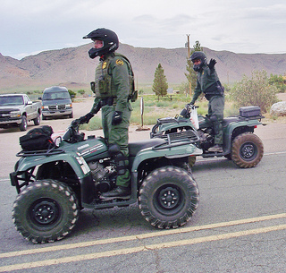 The Border Patrol's Out-of-Control Growth