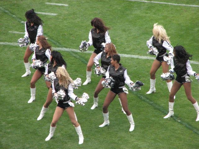 Three Boos for Cheerleader Abuse