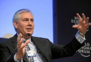 Rex Tillerson at World Economic Forum