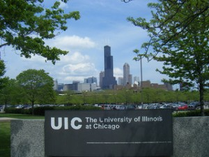 uic faculty walkout