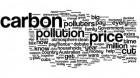 Julia Gibbard's Word Cloud Visualization of Carbon Tax