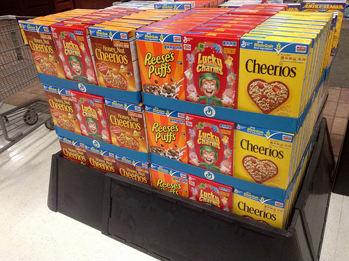 Buy a Box of Cereal, Waive Your Rights Goodbye