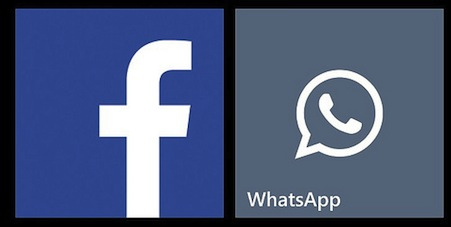 Facebook WhatsApp and the Estate Tax