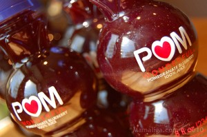 Pom Wonderful Pomegranate juice antioxidant health