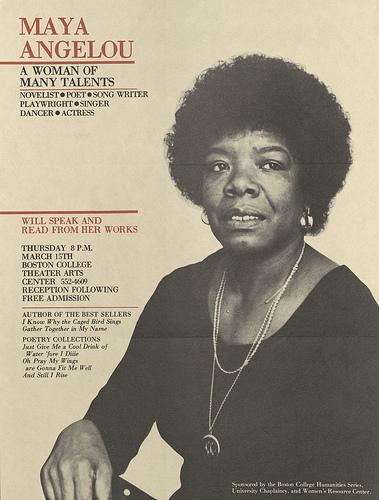 Remembering Dr. Maya Angelou