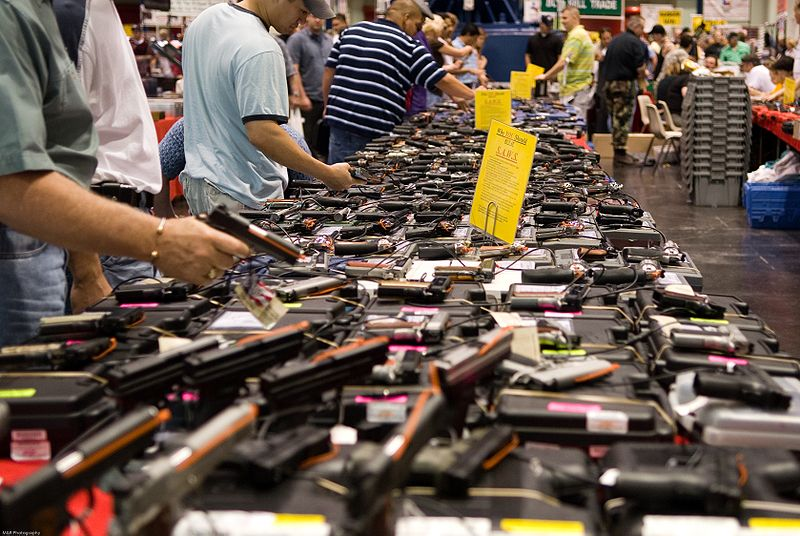 This Popular Pro-Gun Argument Doesn't Make Any Sense