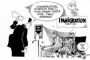 Stone-Cold Immigrants