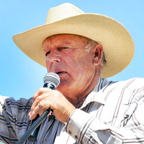 Cliven Bundy Nevada Farmer