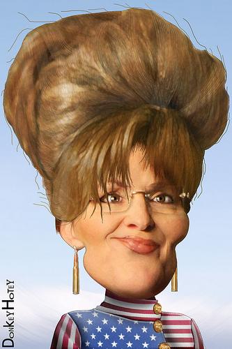 A Ticket to Sarah Palin's Funhouse