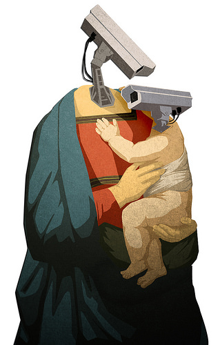 Madonna and Child of Surveillance