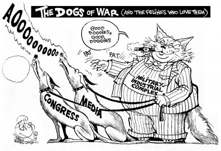The Dogs and Cats of War