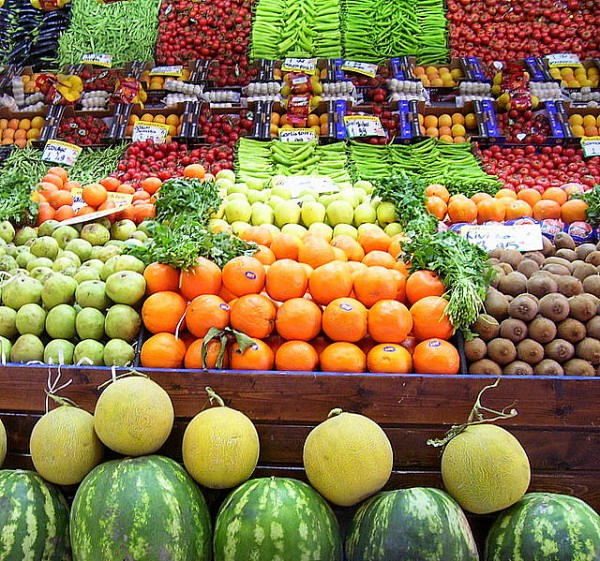Fruits and Vegetables are a Healthy Prescription