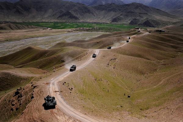Endless Afghan War