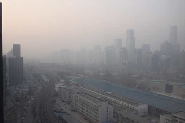 Scrubbing the Air of Smog