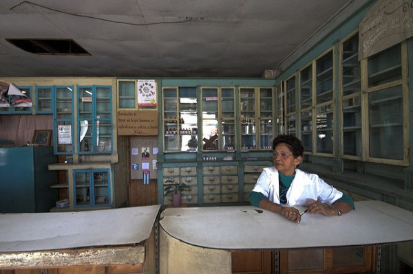 Cuban pharmacy