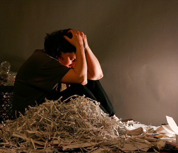 Overwhelmed by Stress