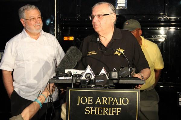 Richardson Sheriff Joe Arpaio uusc4all
