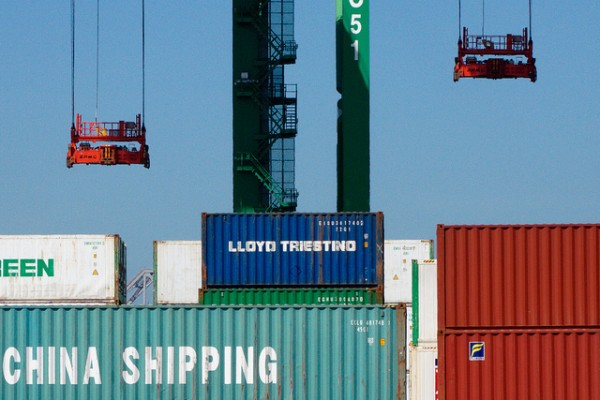 TPP Shipping Containers