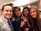 Josh Duggar with Women and Sarah Palin