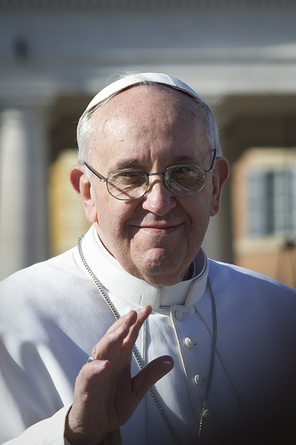 Pope Francis, Yeah Yeah Yeah