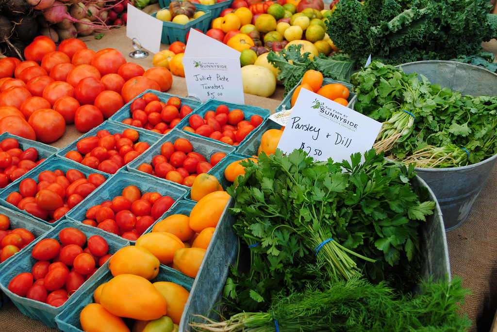 Local Markets Nourish Families and Communities