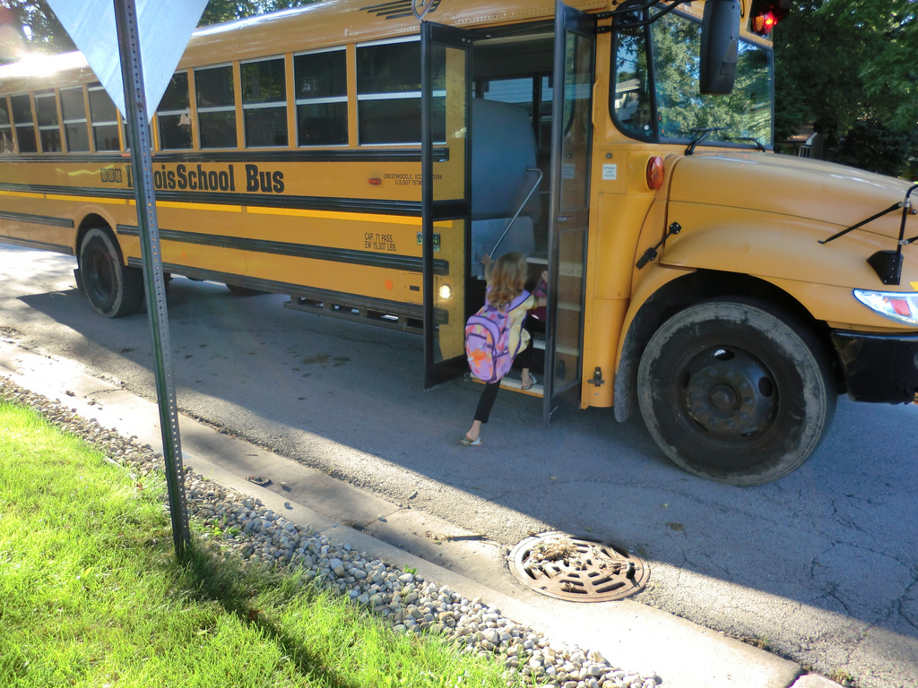 Throwing Public Education under the Bus