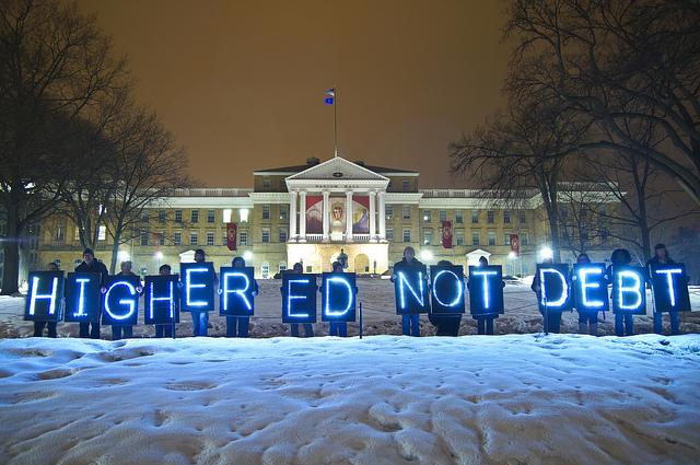 Severing a Higher Education Lifeline