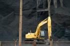 New Jersey Coal Pile