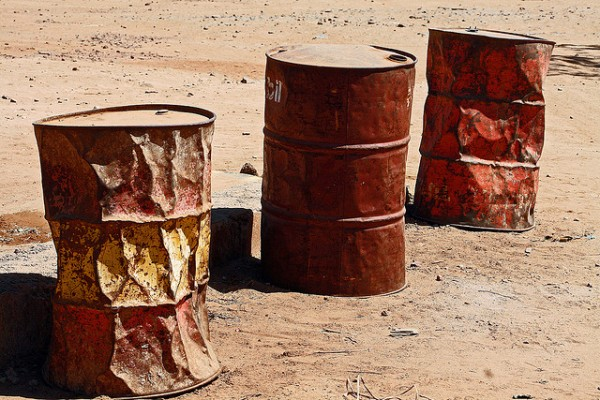 Oil Drums