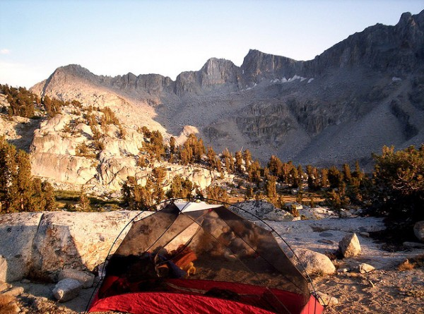 John Muir Camping