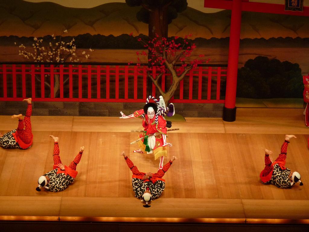 Obama's Kabuki Theater